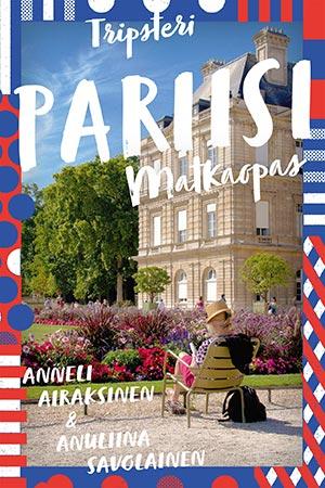 Pariisi-matkaopas