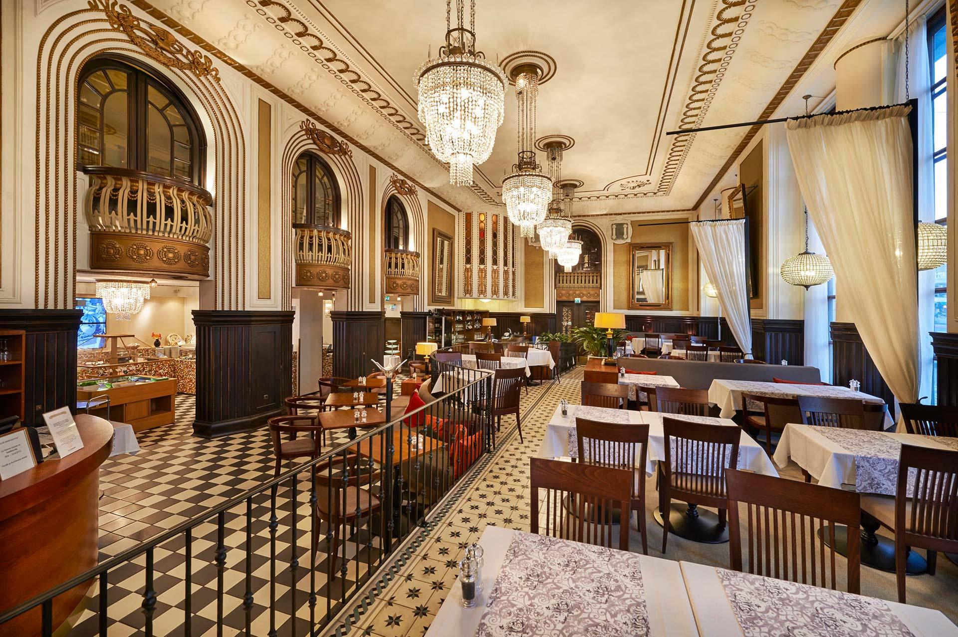 Hotelli Seurahuone Restaurant Le Havre
