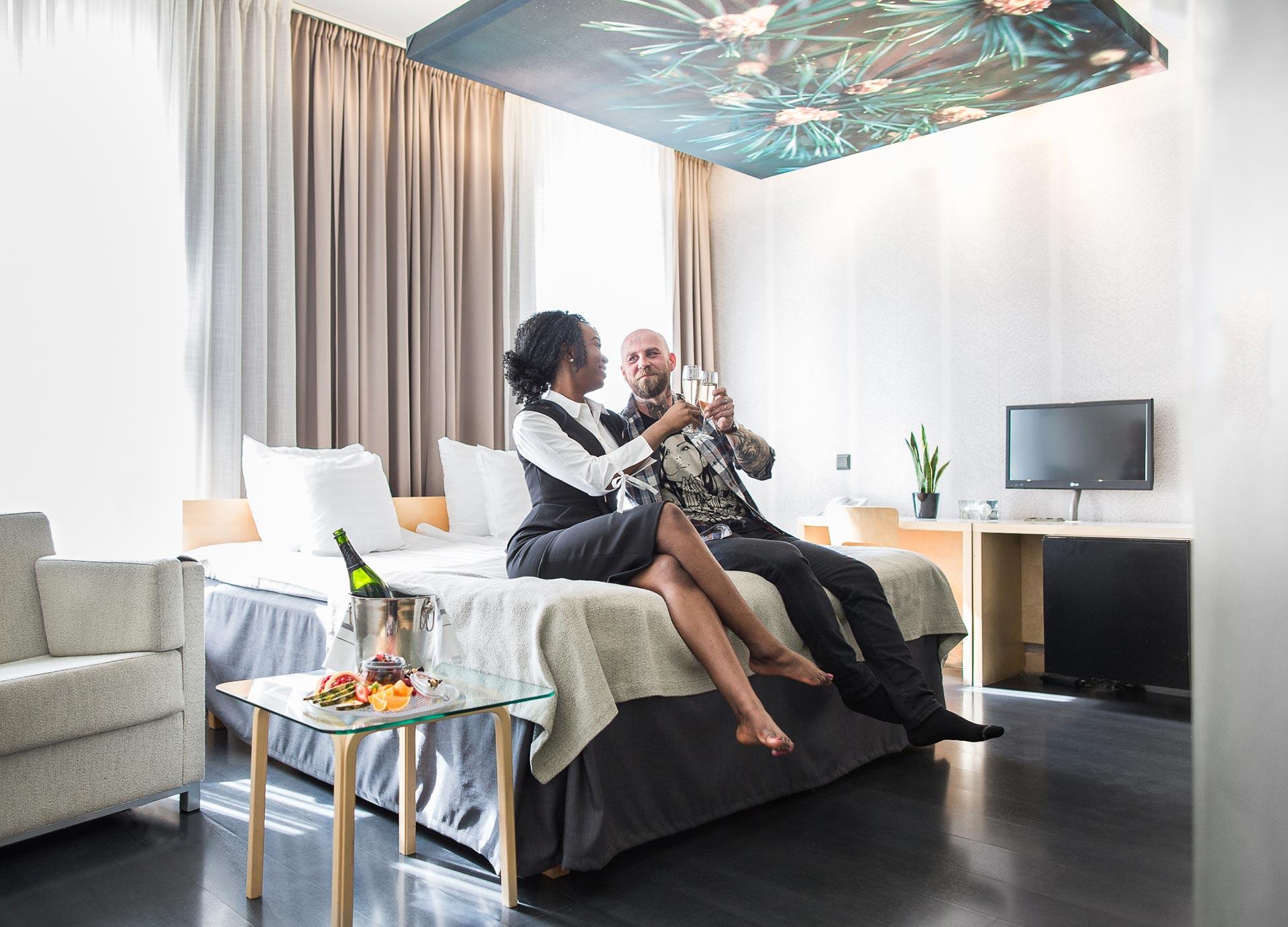 Room Double Premium Hotel Helka