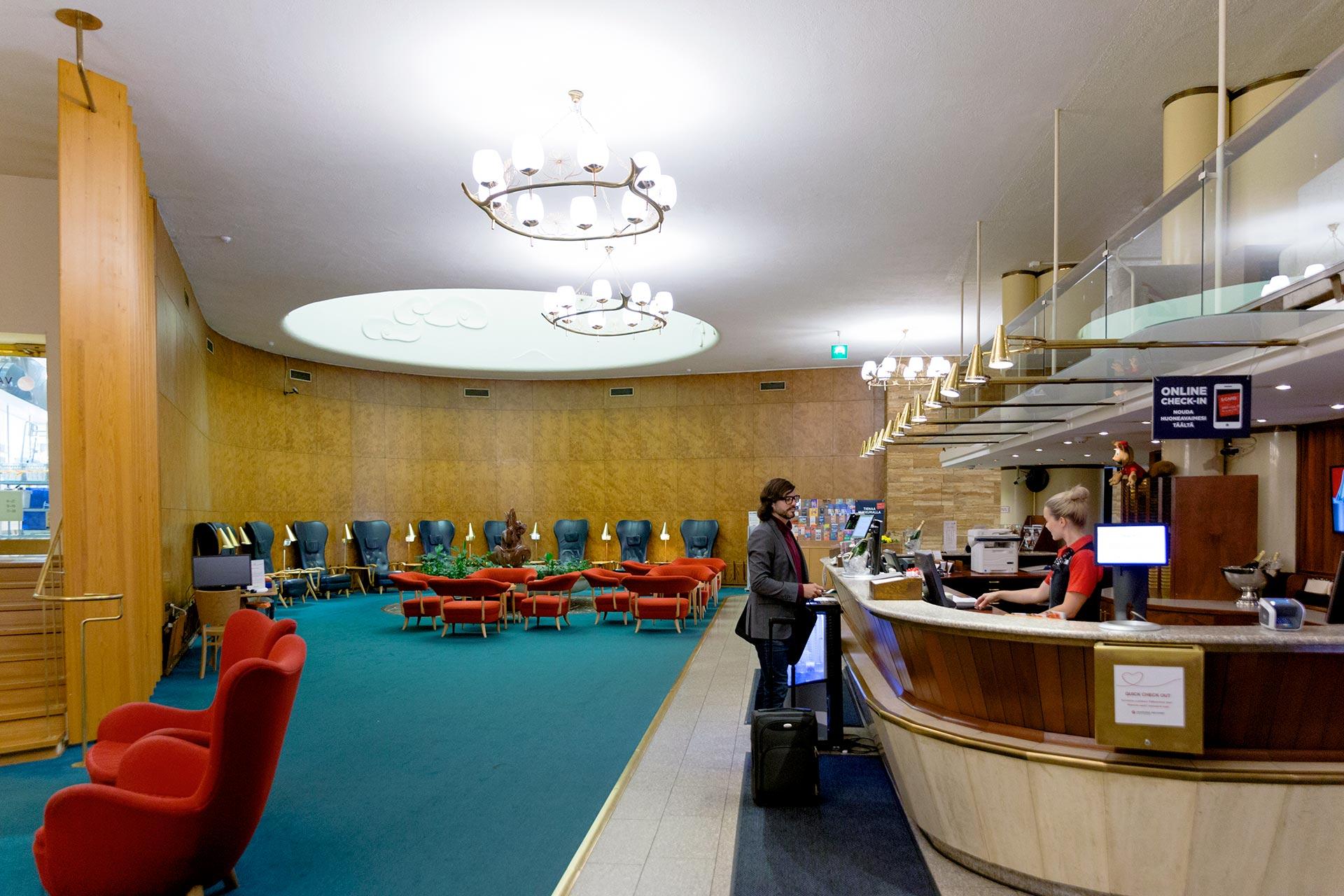 Original Sokos Hotel Vaakuna. Kuva © Tuulia Kolehmainen
