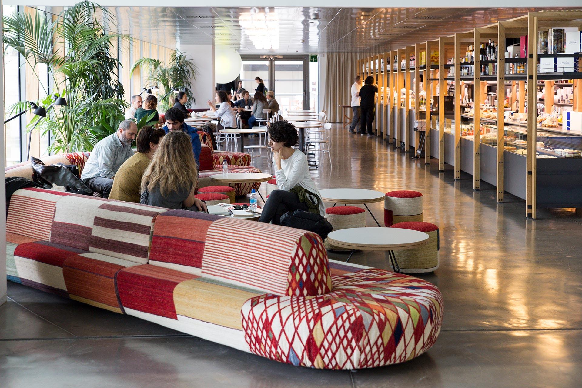 Design-museon kahvila © Tuulia Kolehmainen