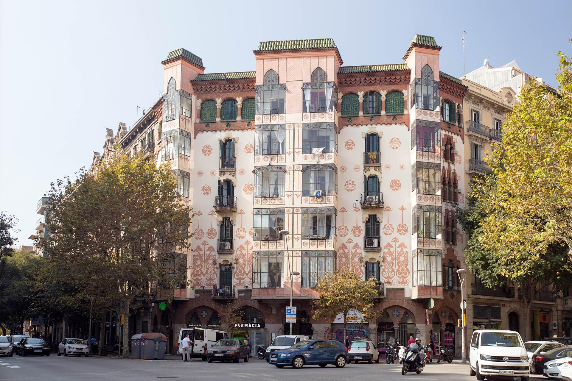 Mista Barcelonan Kaupunginosasta Hotelli Kannattaa Varata Tripsteri