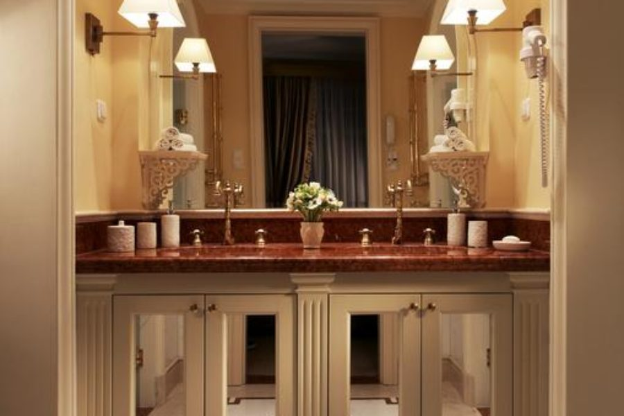Kylpyhuone ©Hotel Resident