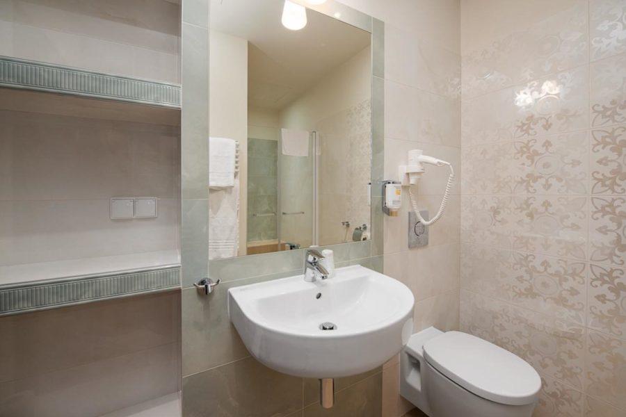 Kylpyhuone ©Hotel Sedan