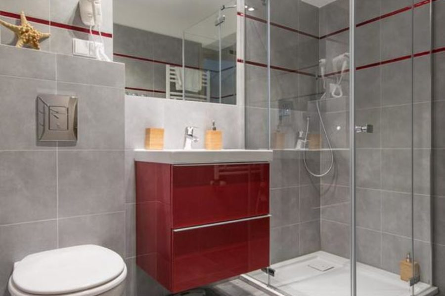 Kylpyhuone ©Tawern Rybaki