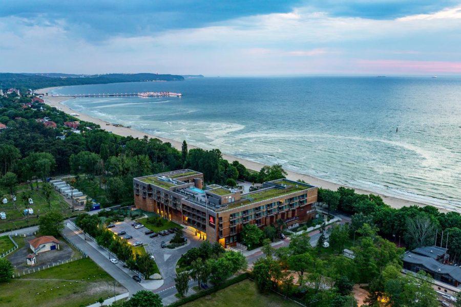 Sopot Marriot Resort & Spa ©Marriot