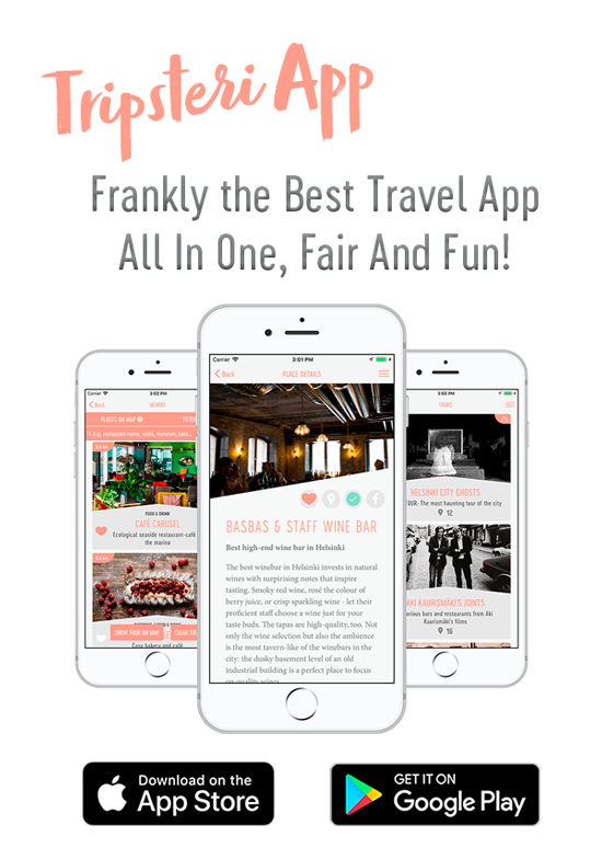 Tripsteri App