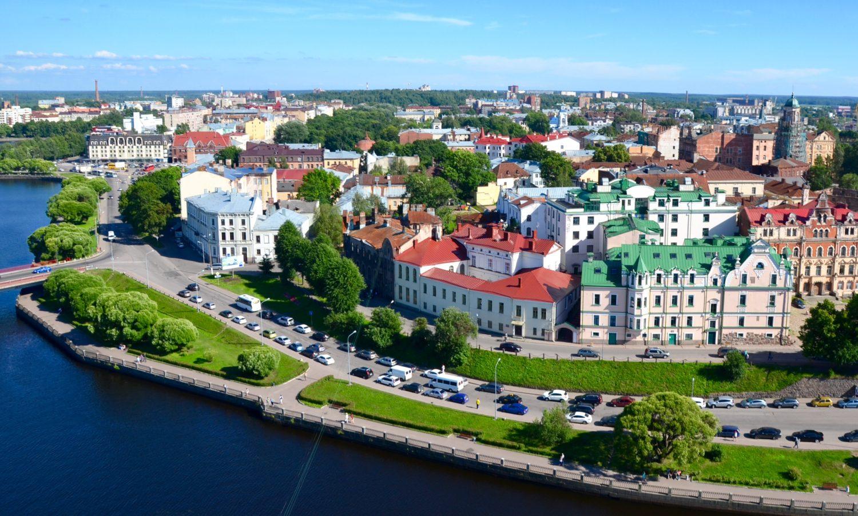 Viipuri sijaitsee reilun tunnin junamatkan päässä Pietarista @ Tripsteri.fi/Lotta Kauppi