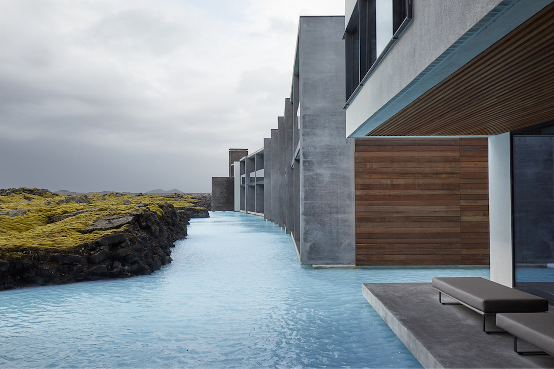 Blue Lagoon Retreat on Islannin upein luksushotelli. Kuva: Blue Lagoon Retreat.