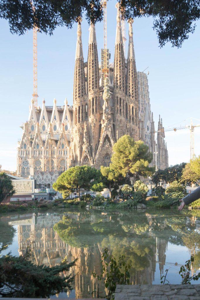 Sagrada Família © Tuulia Kolehmainen
