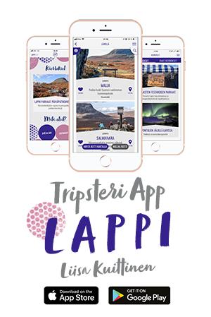Tripsteri App Lappi
