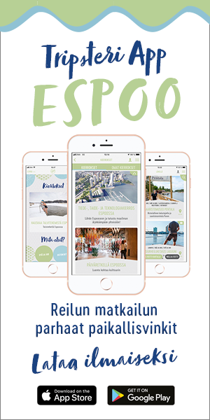 Tripsteri App Espoo