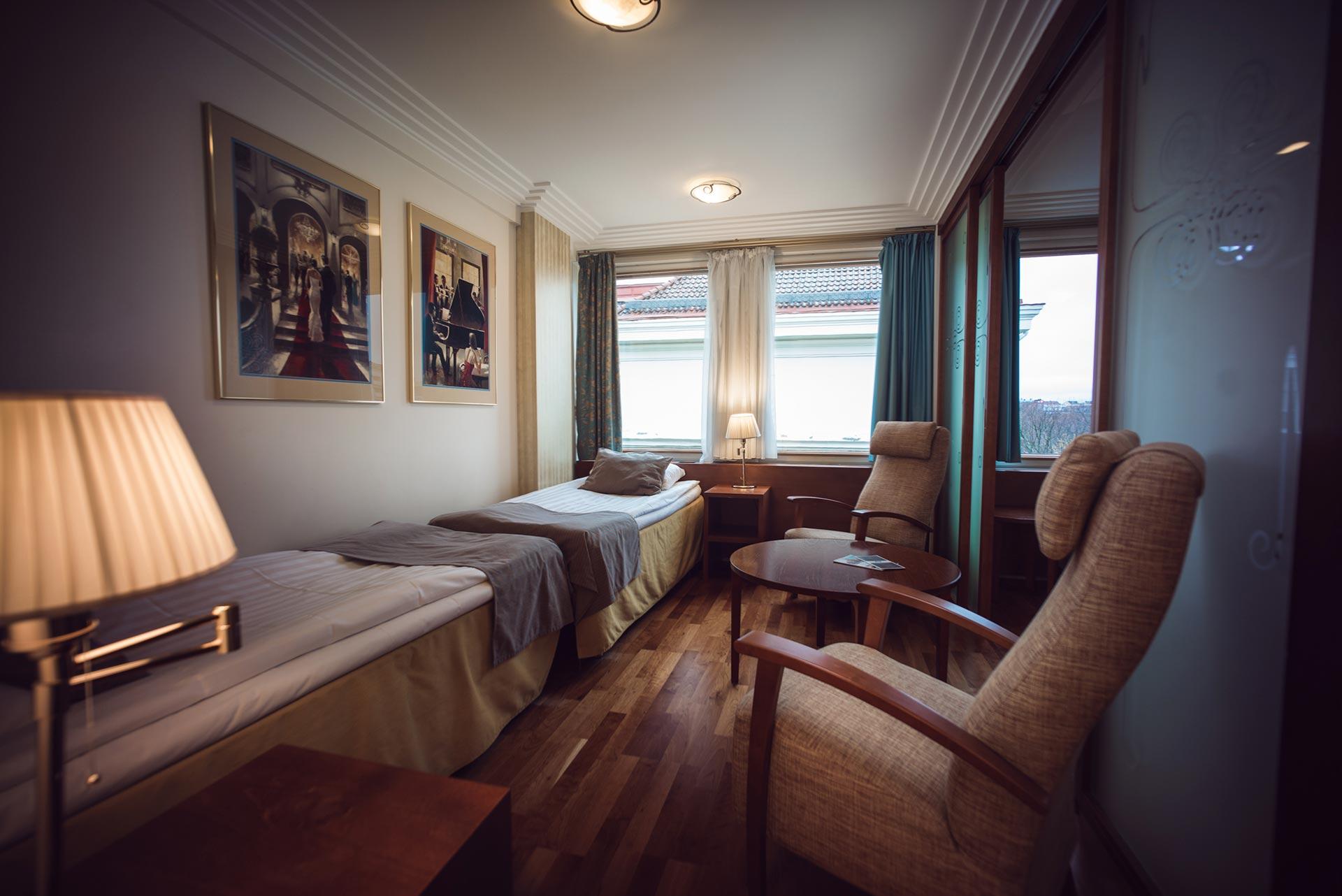 Hotel Arthur 4 hengen huone