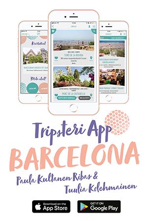 Tripsteri App Barcelona