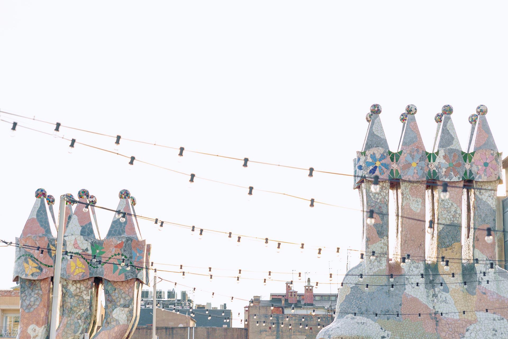 Casa Batllón savupiiput © Tuulia Kolehmainen