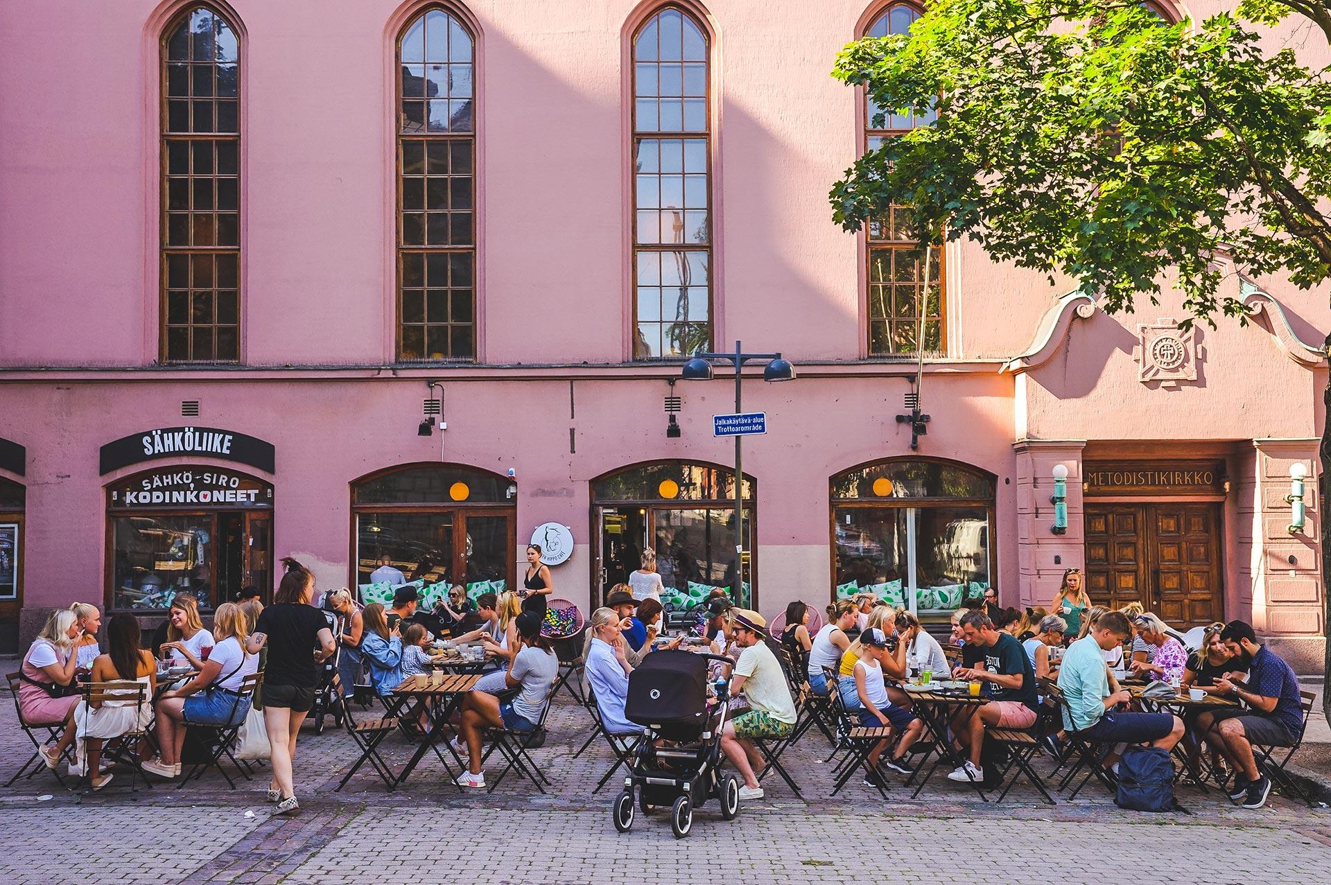 Green Hippo Café
