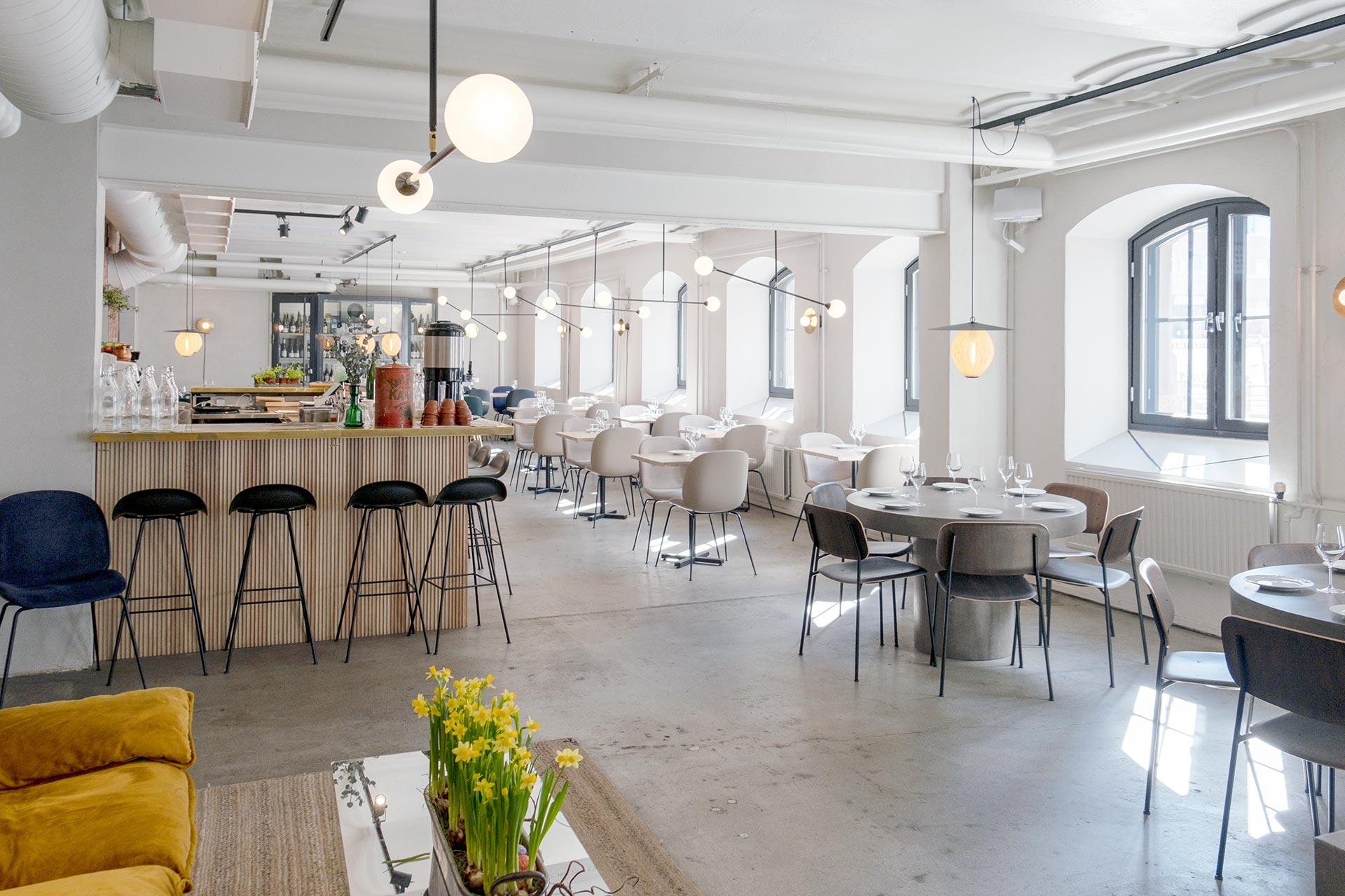 Kitchen & Bar by Maannos © Tuulia Kolehmainen