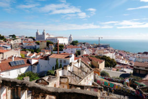 Castel de Jorge, Lissabon © Soile Vauhkonen