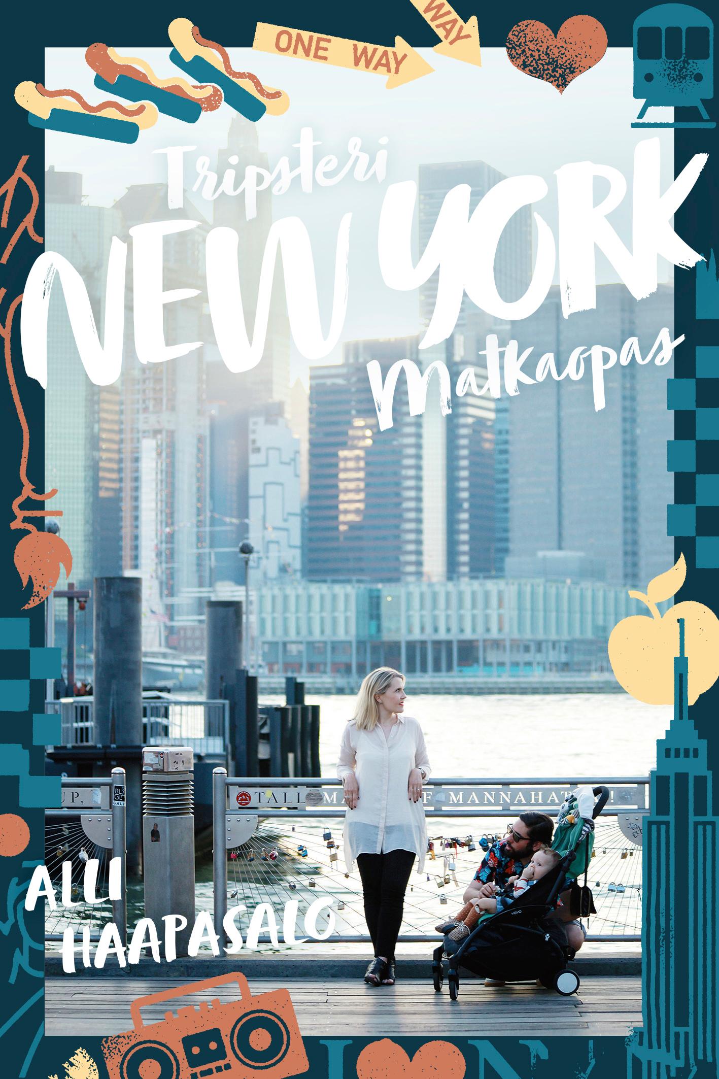 Tripsteri New York -matkaopas