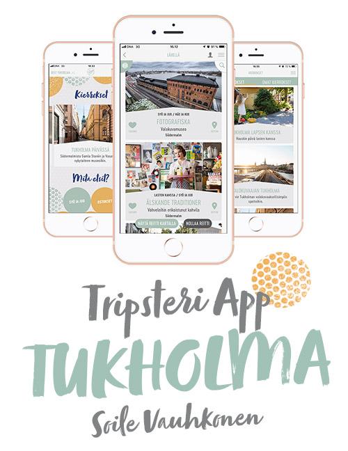 Tripsteri App Tukholma