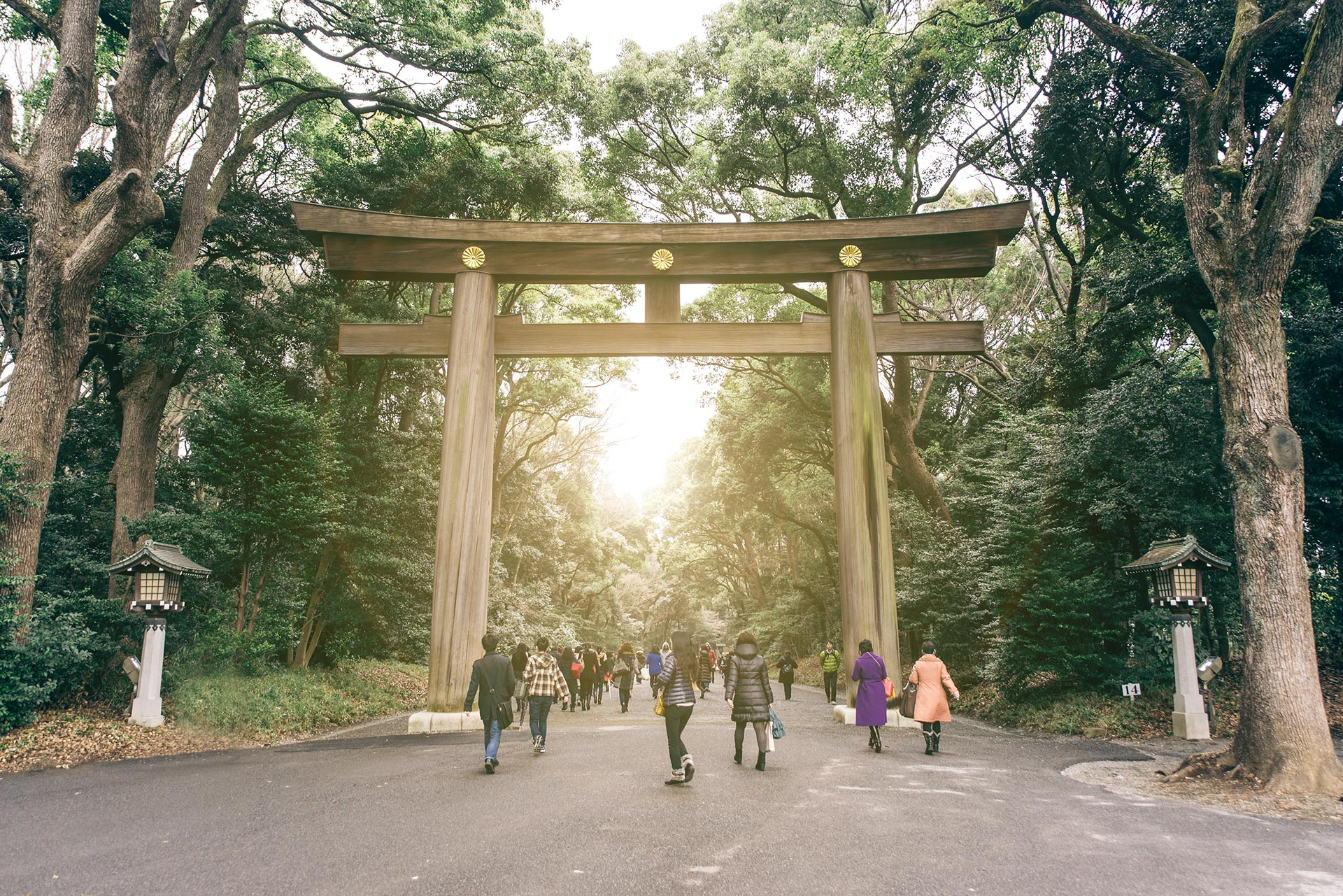 Meiji Jingu -pyhäkkö