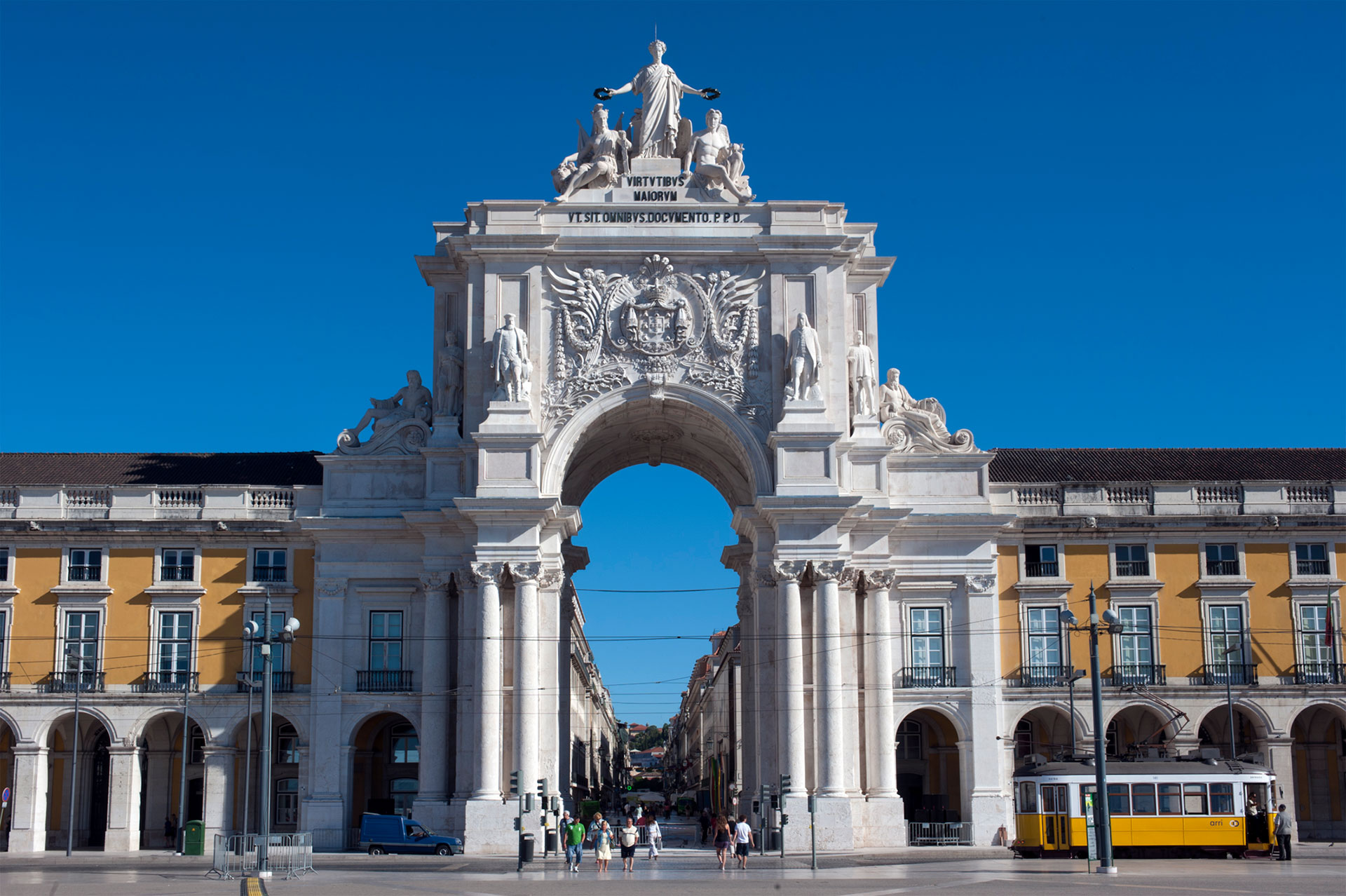 Arco da Rua Augusta © Visit Lisboa