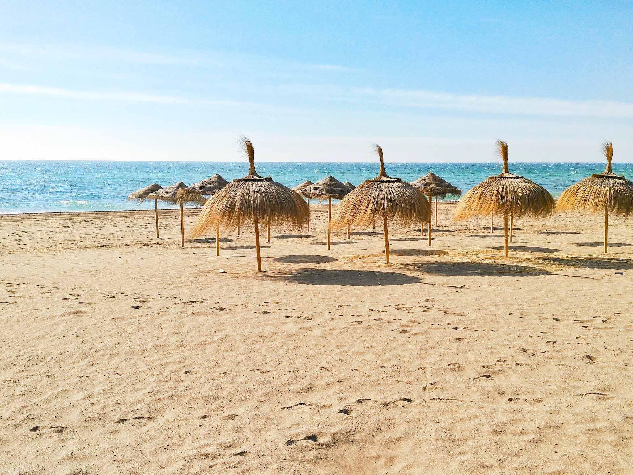 Costa del Sol ranta