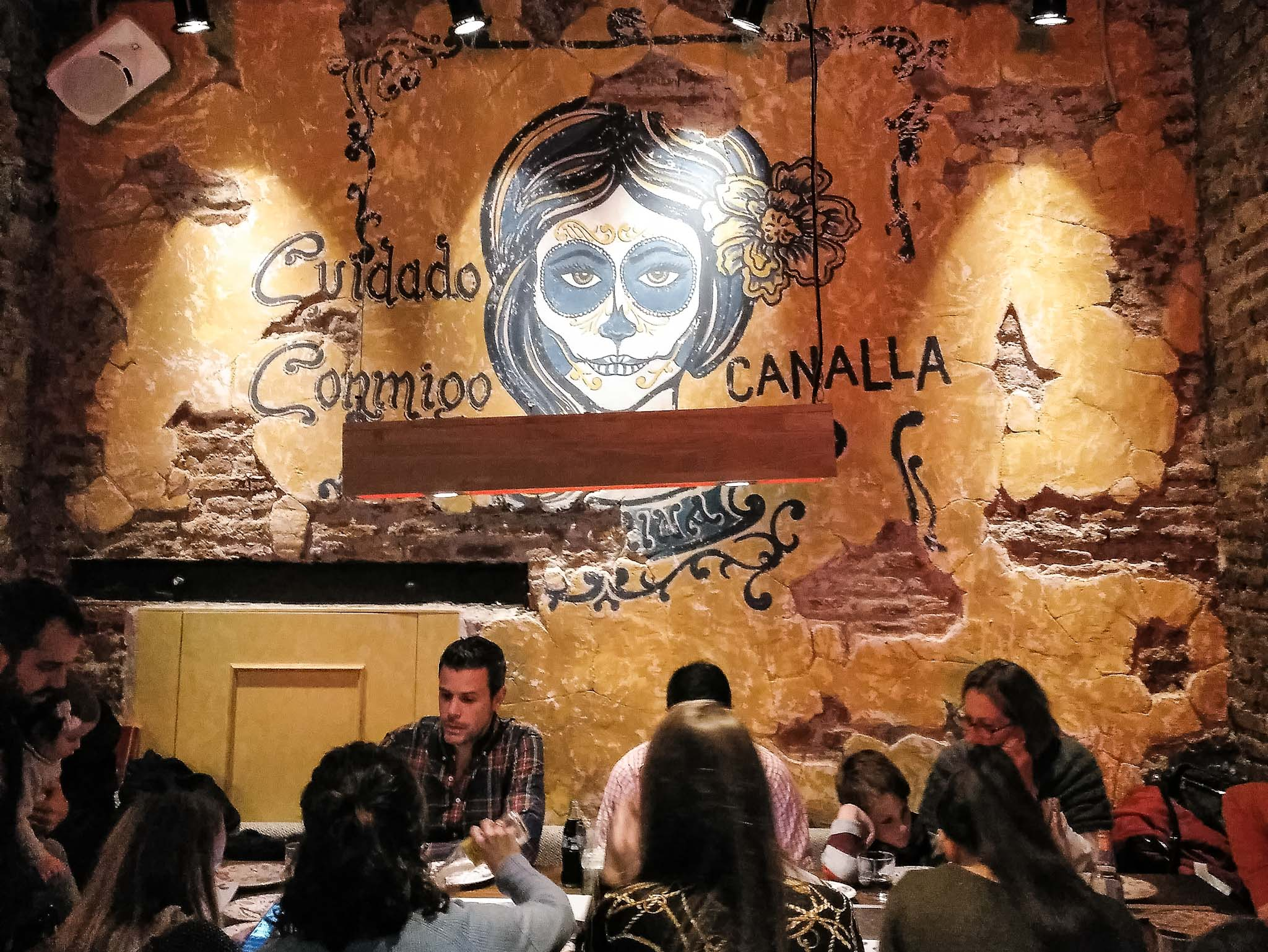 Malaga Soho meksikolainen ravintola