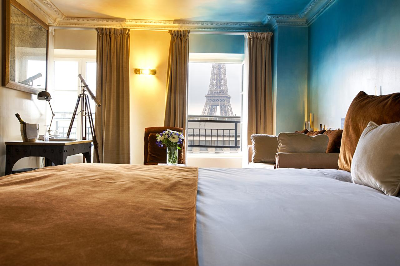 Hôtel Eiffel Trocadero