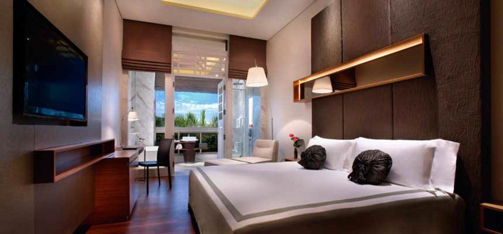 Hotel Fort Canning huone. Kuva: Hotel Fort Canning