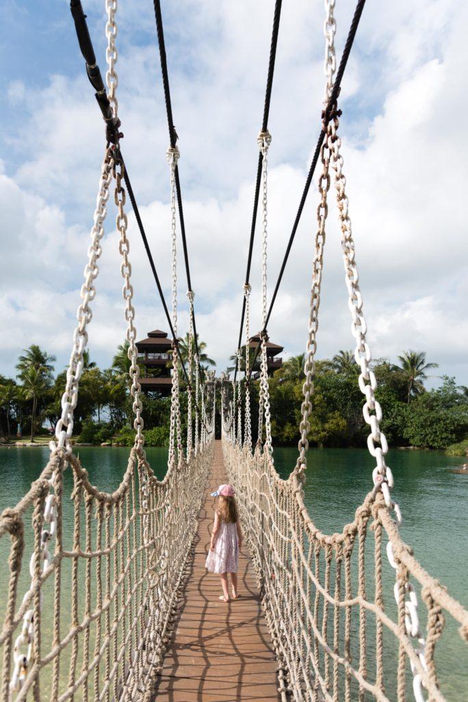 Palawan Beachilla on Aasian mantereen eteläisin piste. Kuva: Soile Vauhkonen