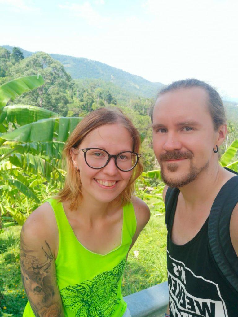 Hanne ja Markus