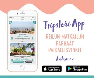 Tripsteri App banneri