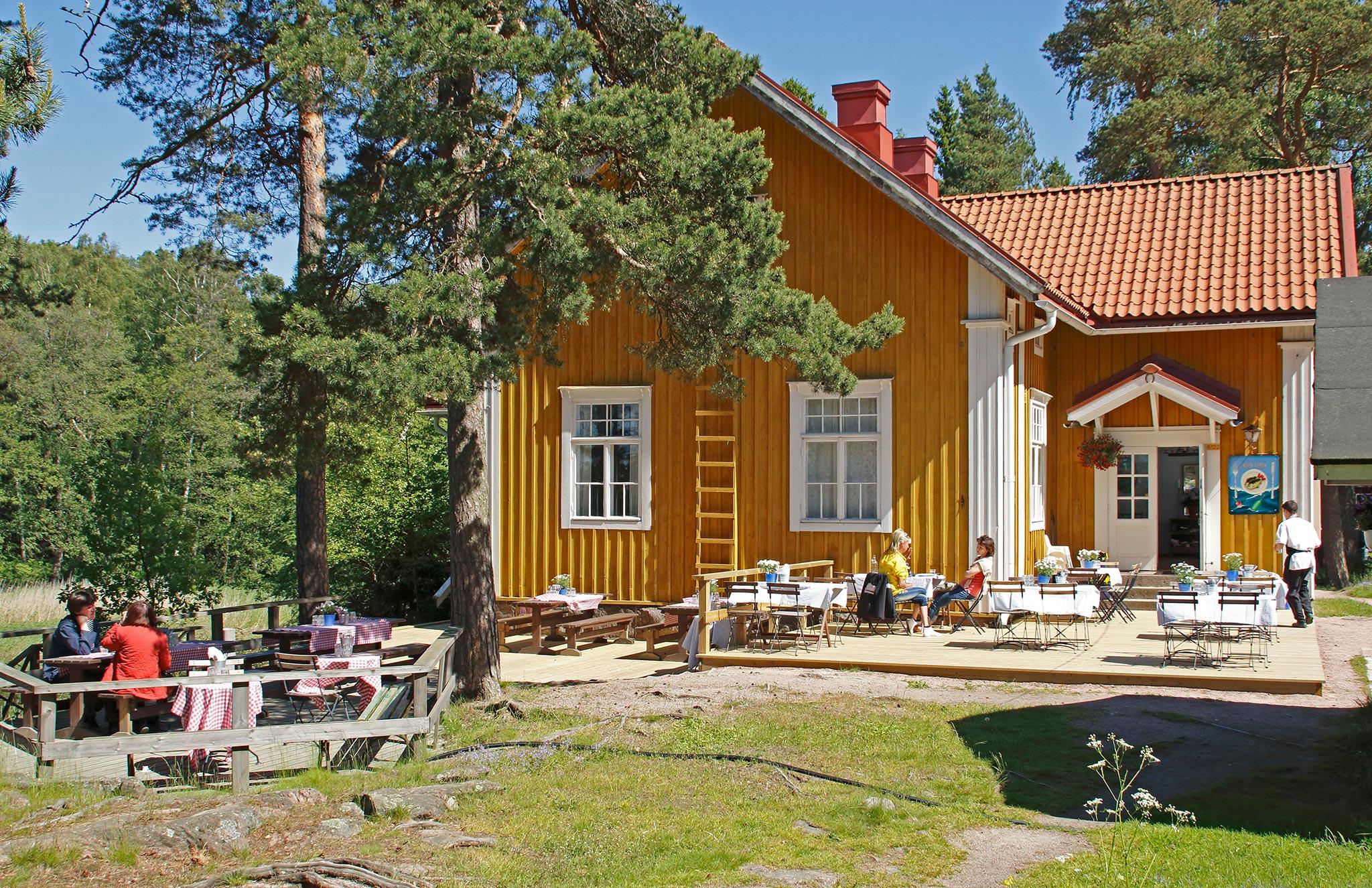 Ravintola Gula Villan © Visit Espoo