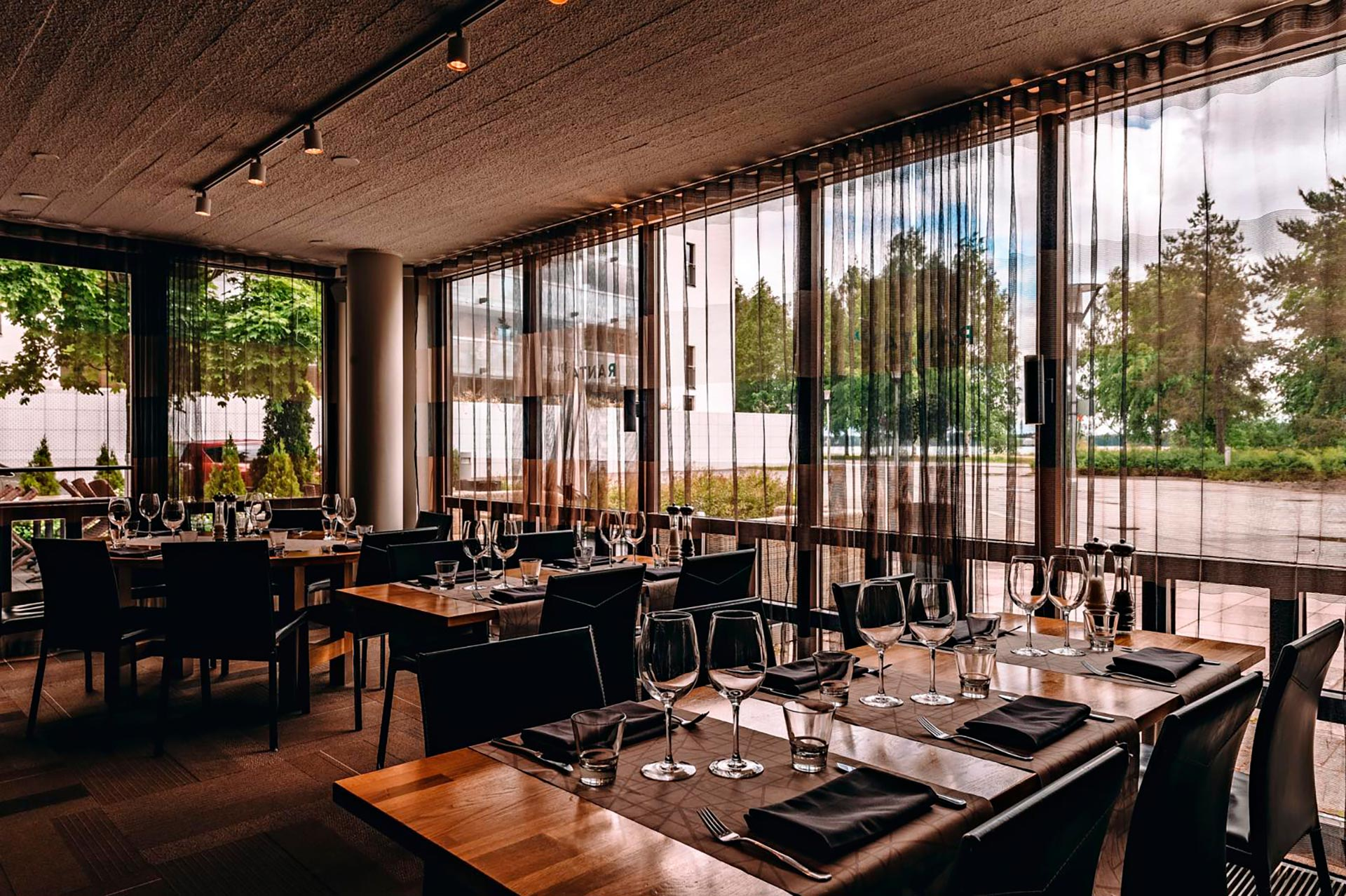 © Ranta ravintolarestaurant, Radisson Blu Espoo