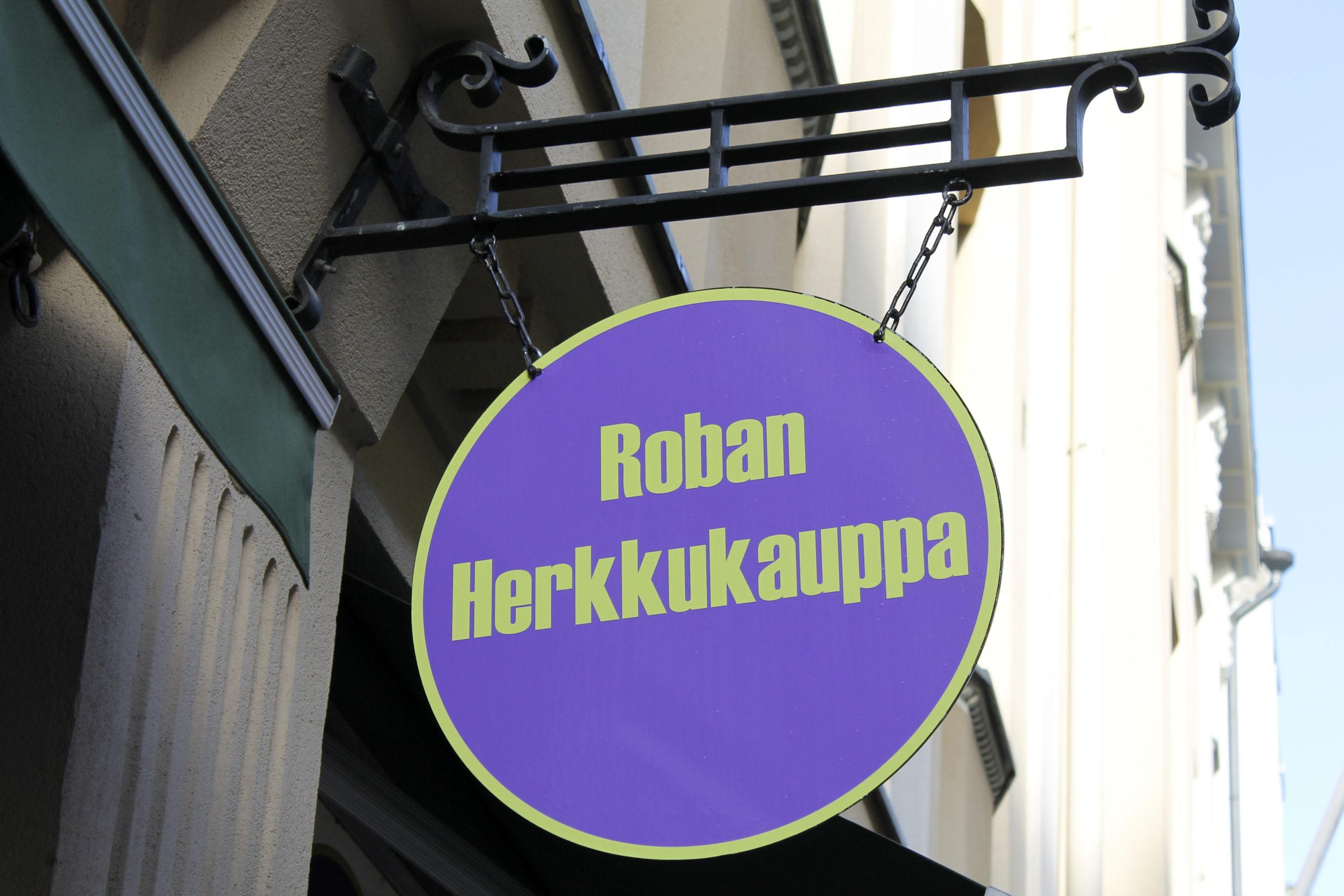 Roban herkkukauppa © Mira Maria Tikka