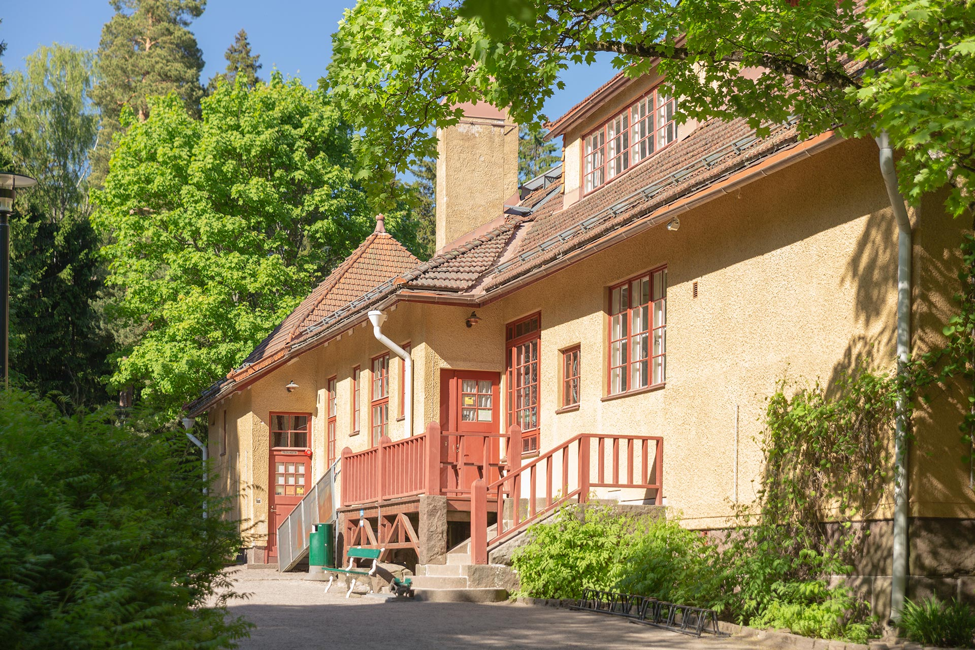 Villa Elfik © Tuulia Kolehmainen
