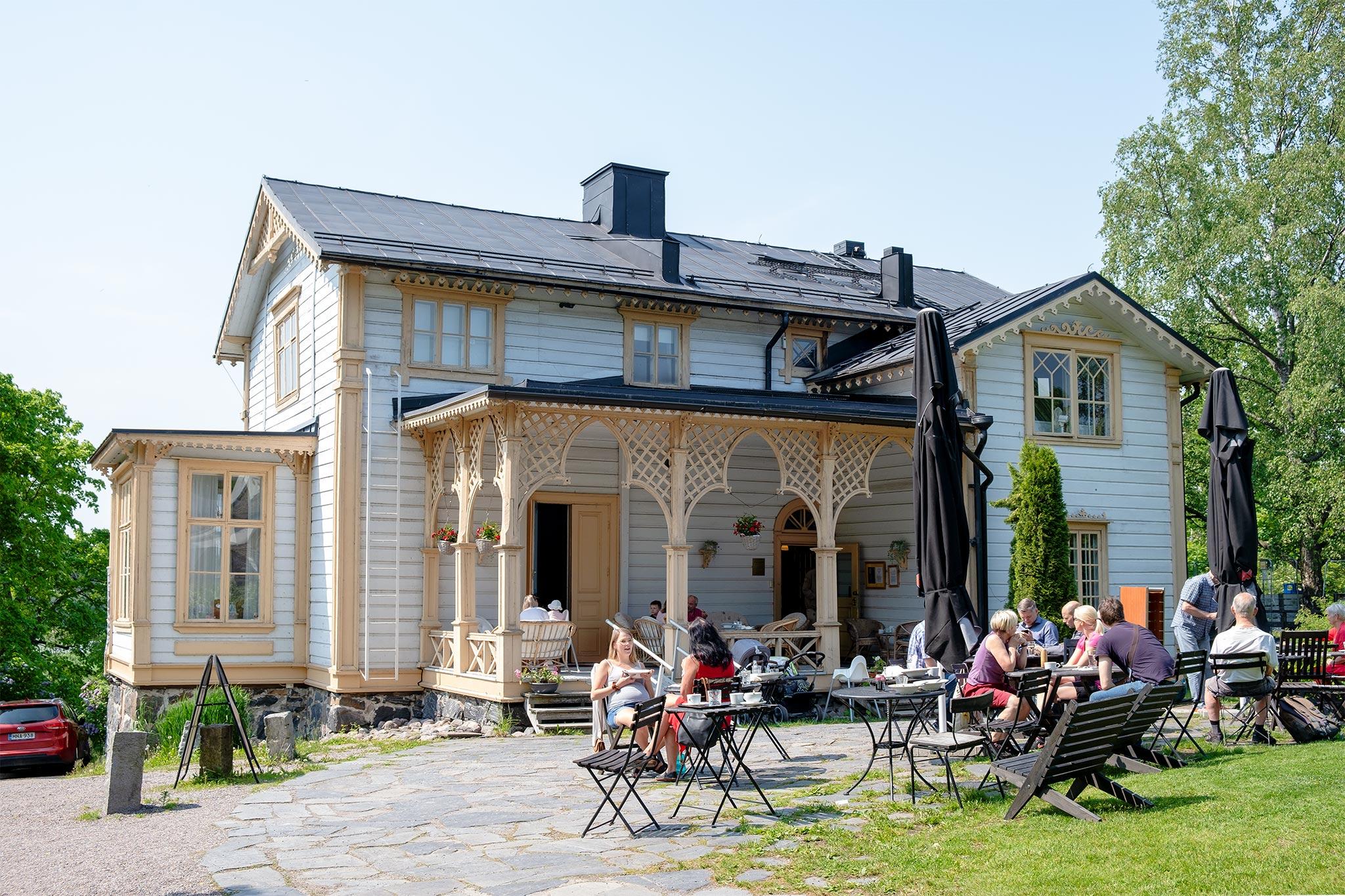 Café Zoceria, Tarvaspää © Tuulia Kolehmainen