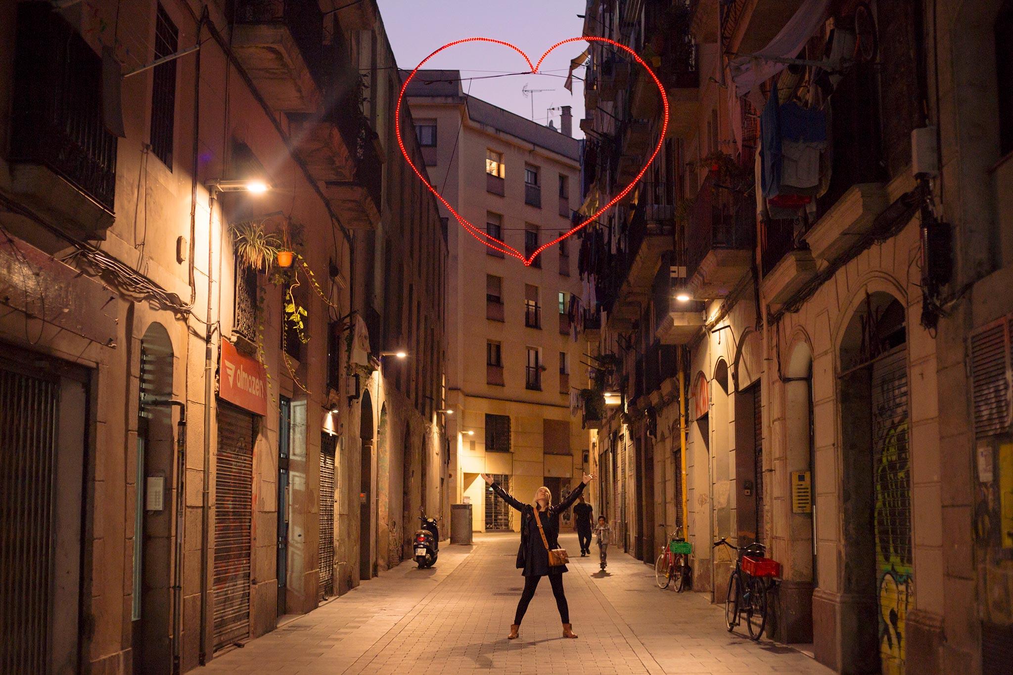 Rakkaudesta Barcelonaan (Raval) © Tuulia Kolehmainen