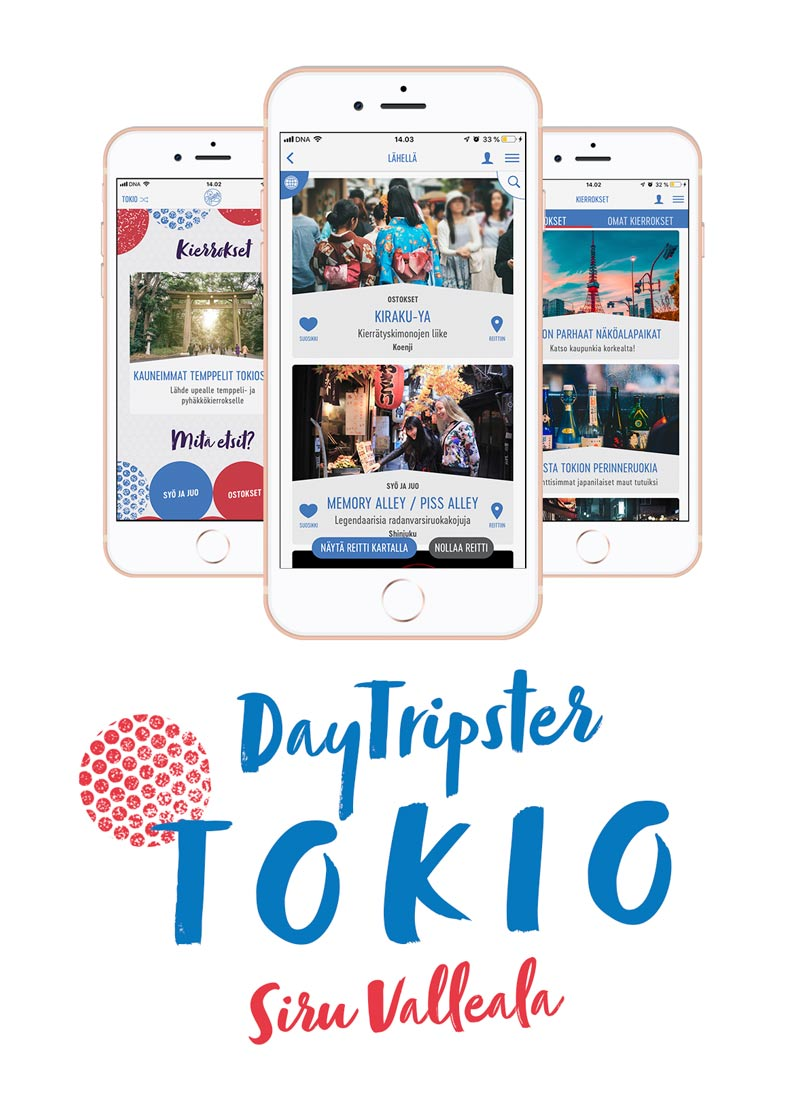 DayTripster Tokio