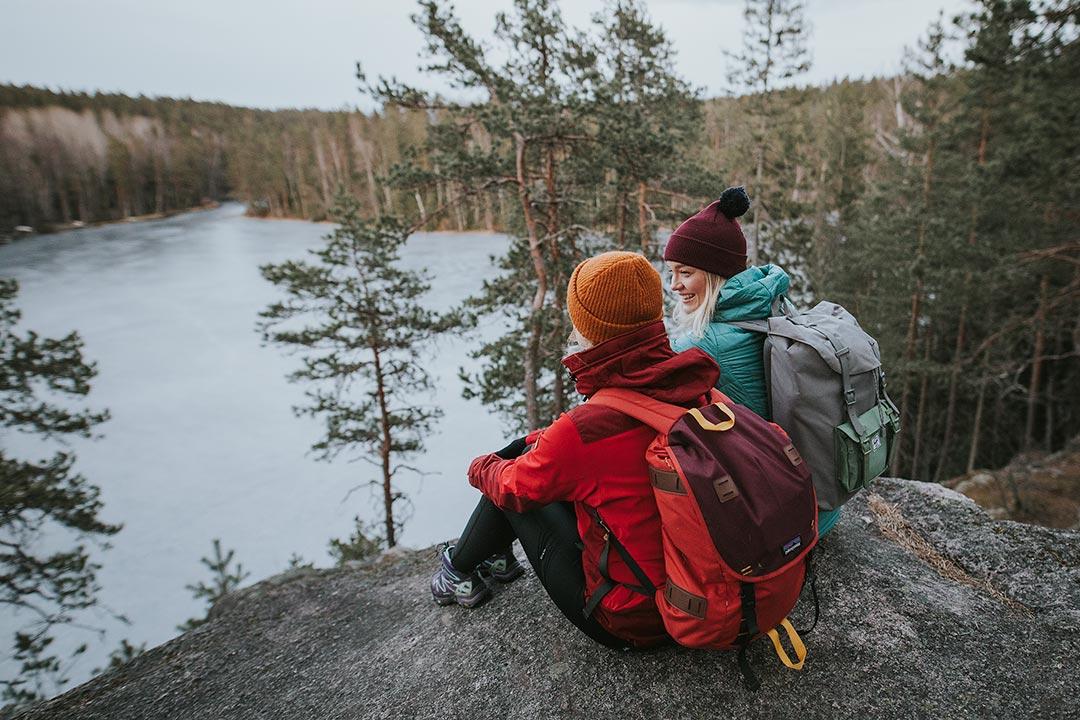 Nuuksio © Visit Espoo, Marjaana Tasala