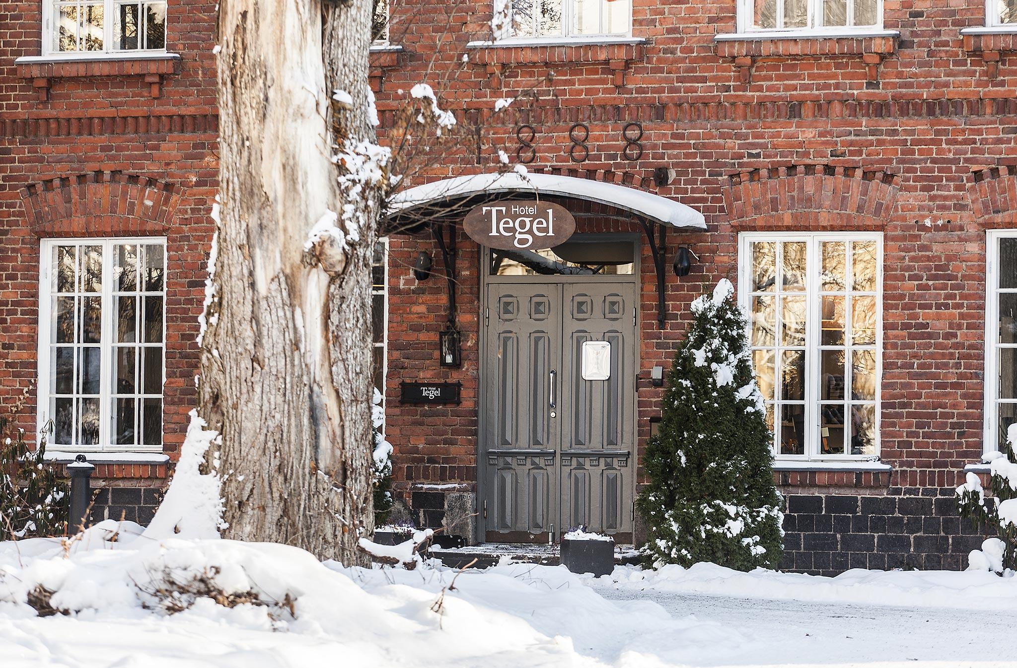 Hotel Tegel © Fiskars Village
