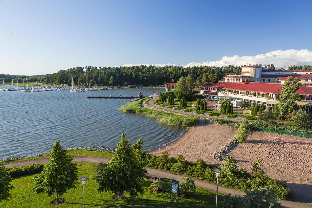 © Naantalin kylpylä