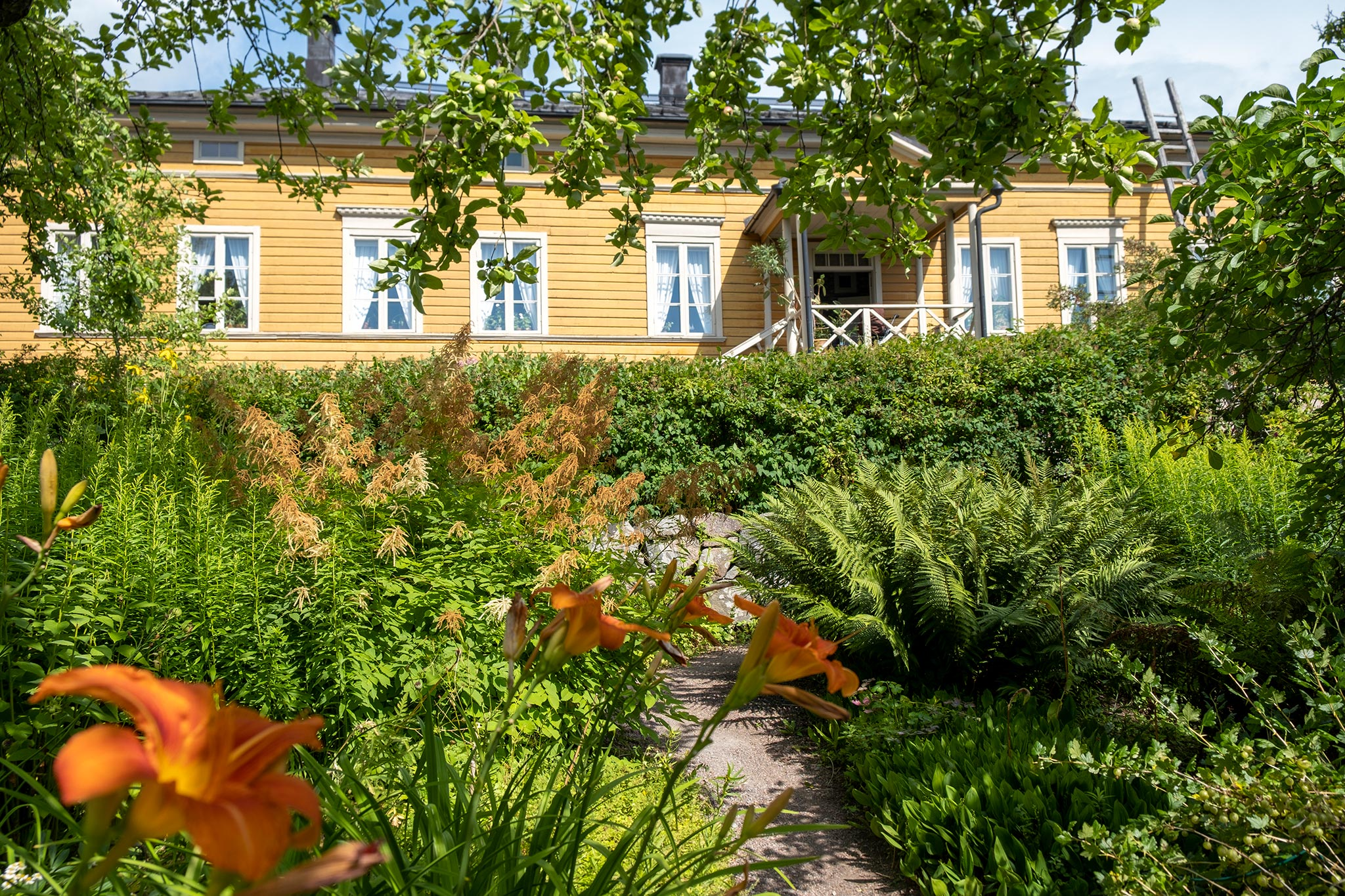 Runebergin kotimuseo © Tuulia Kolehmainen