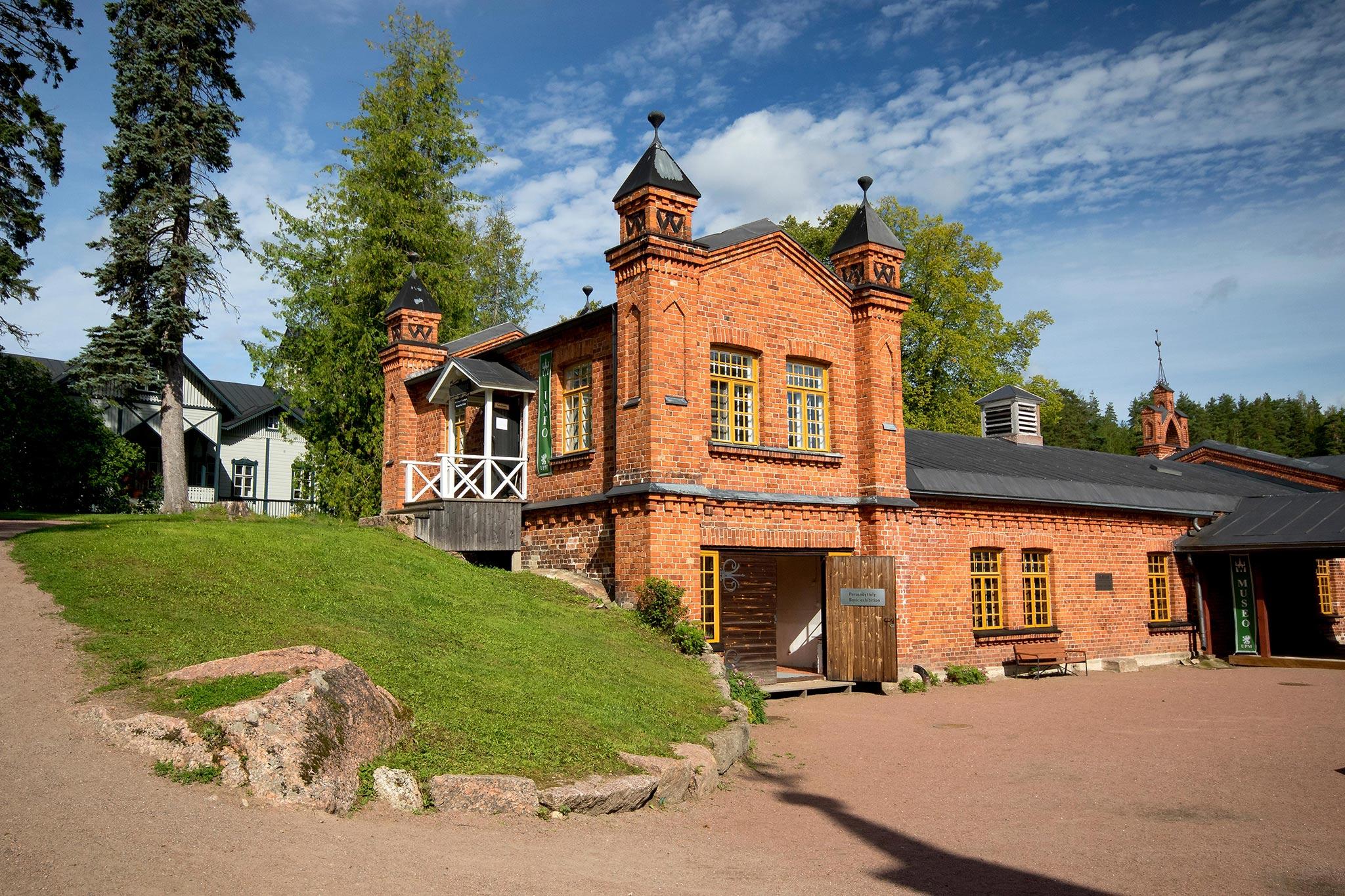 Verlan tehdasmuseo © Visit Kouvola