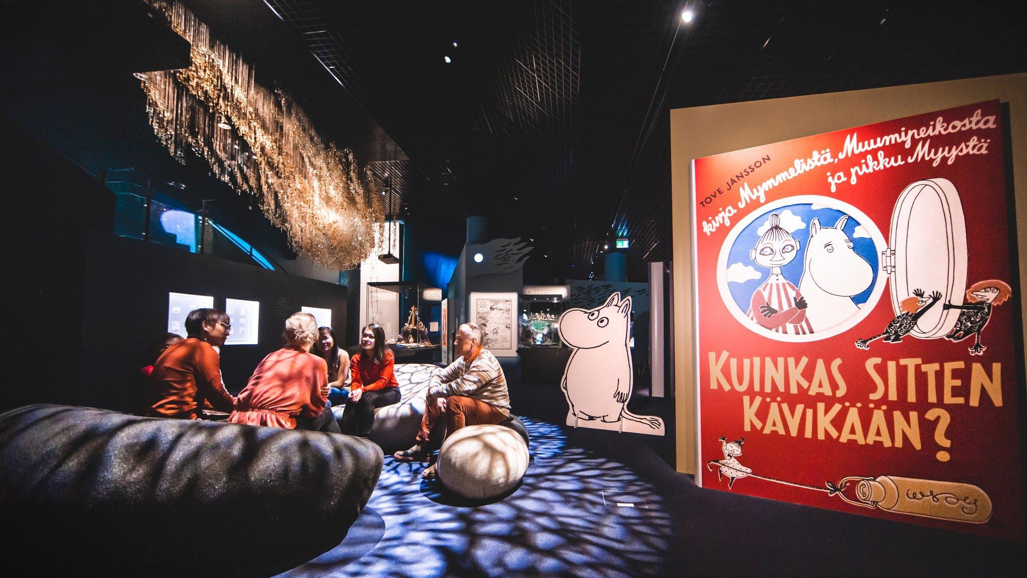 Muumimuseo © Visit Tampere, Laura Vanzo