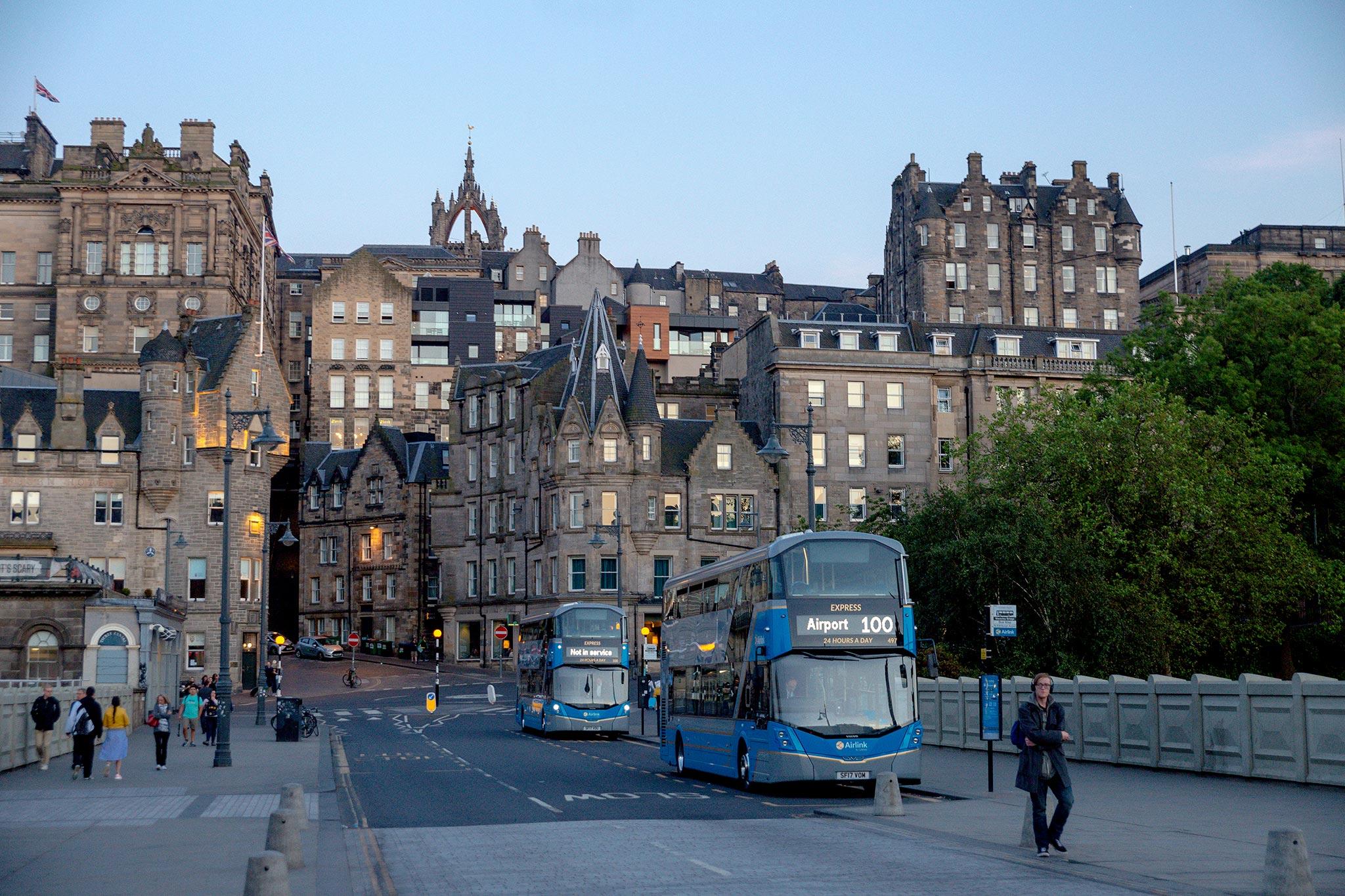 Edinburgh © Tuulia Kolehmainen
