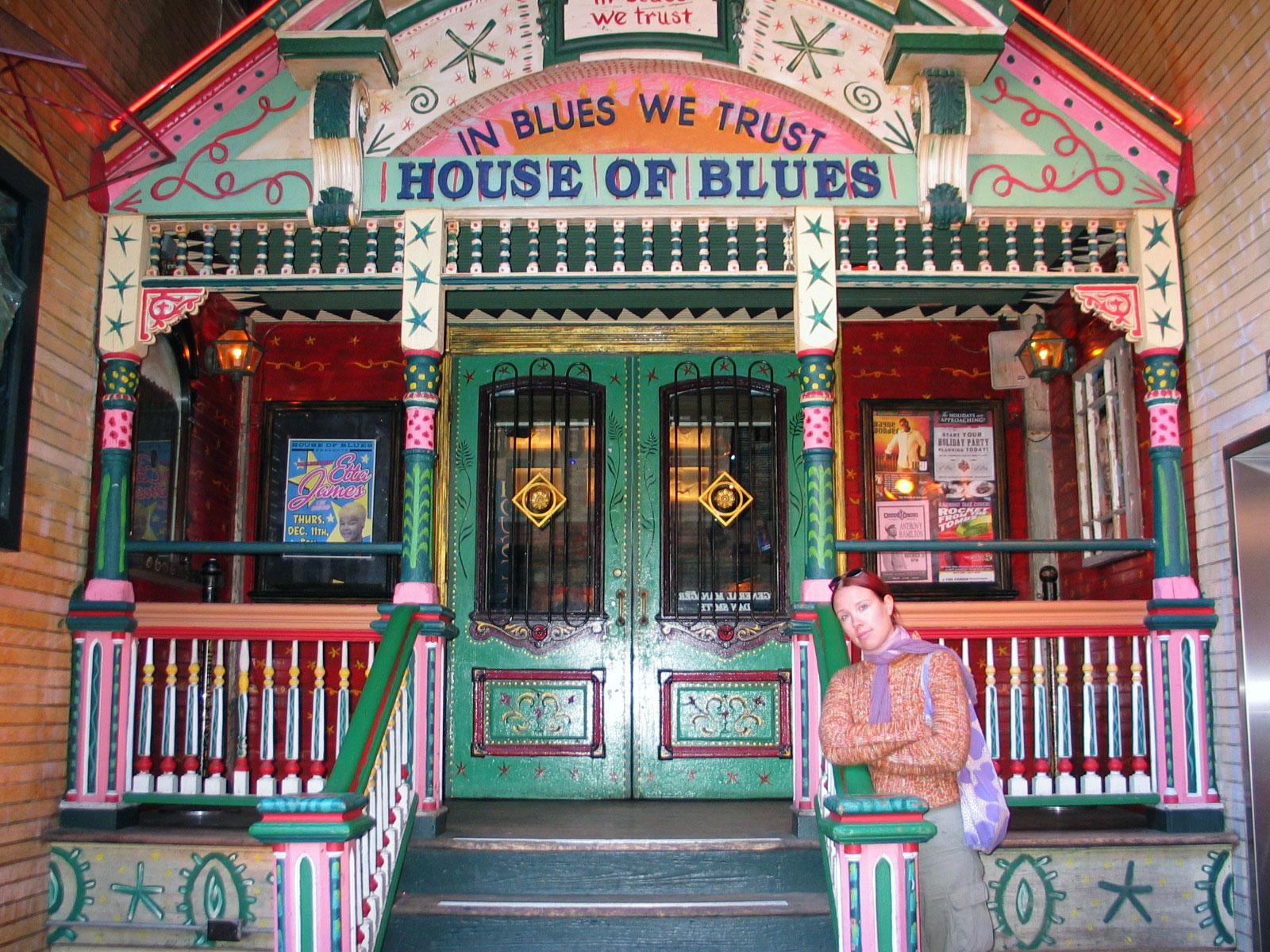 New Orleans / House Of Blues. Kuva: Miika Mattila