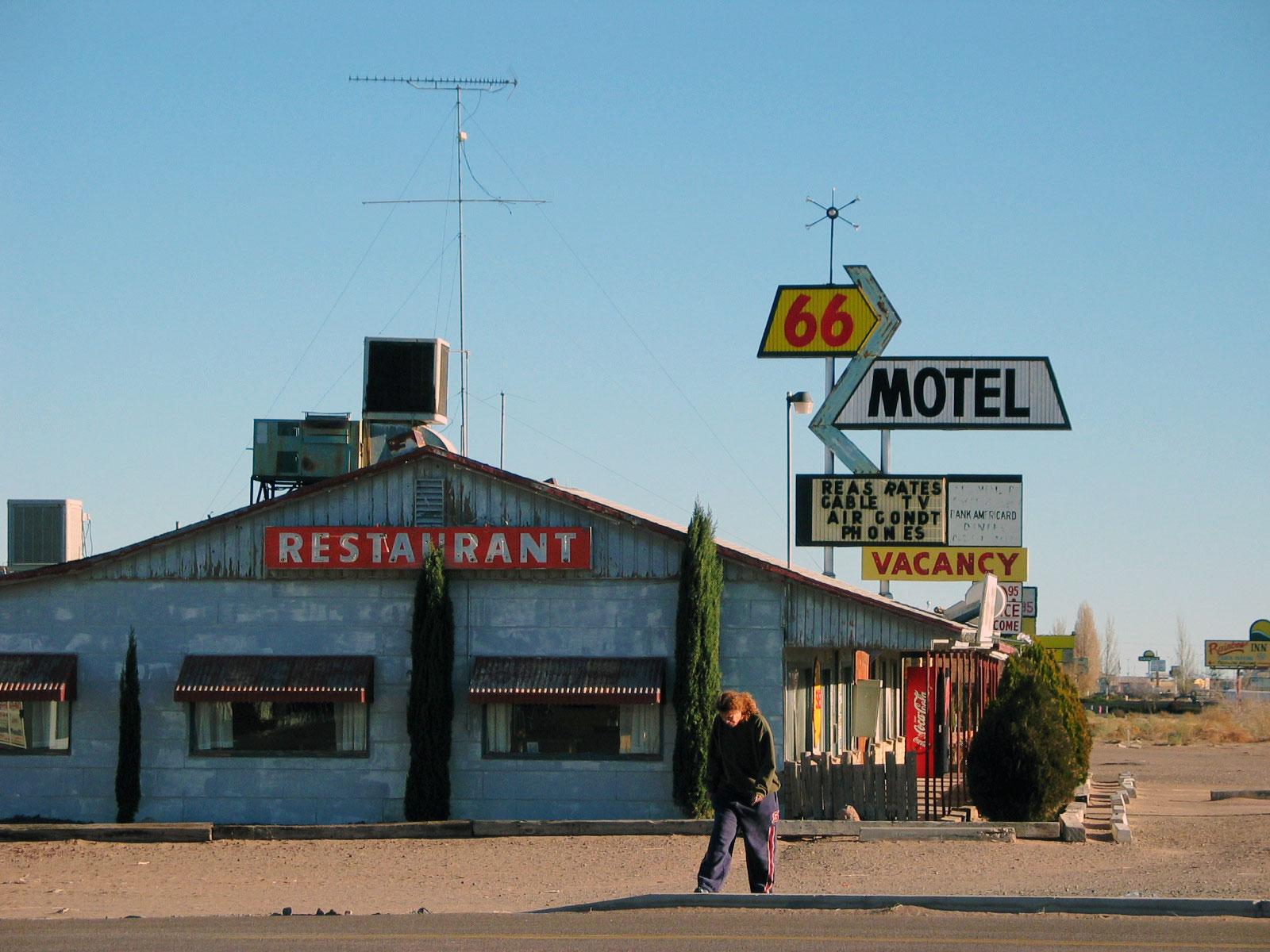 Motel 66. Kuva: Miika Mattila