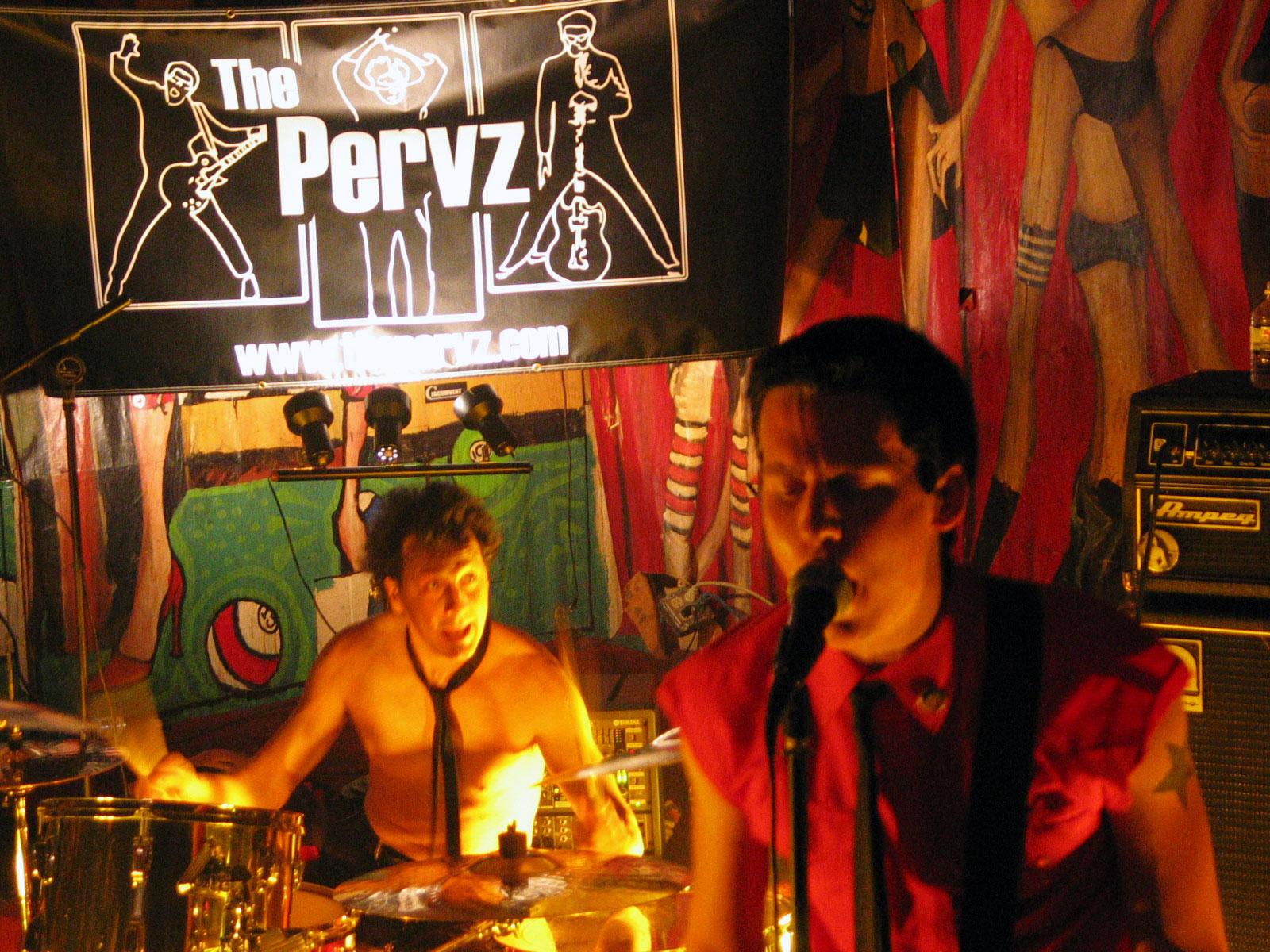 The Pervz. Kuva: Miika Mattila
